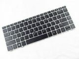 Keyboard backlit HP Elitebook Folio 9470m 9480m series. 697685-B31 QWERTY INT